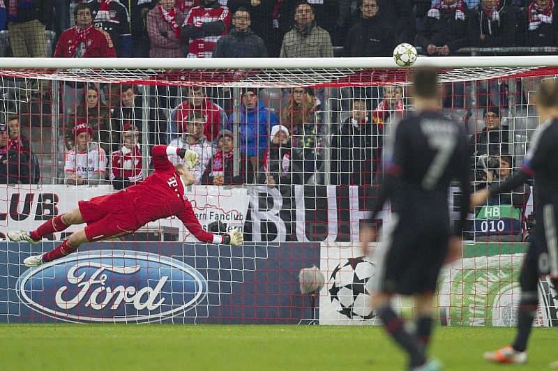 GER, CL Gruppe F,  FC Bayern Muenchen vs. Losc Lille