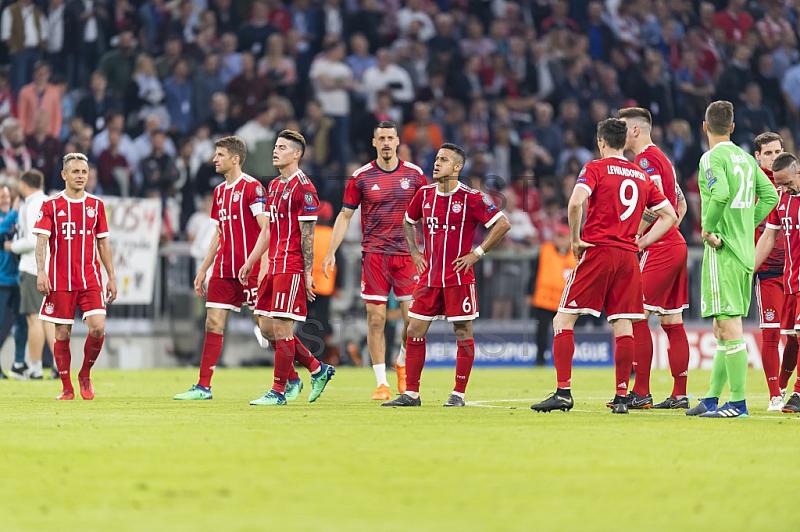 GER, UEFA CL, FC Bayern Muenchen (GER) vs Real Madrid (ESP)