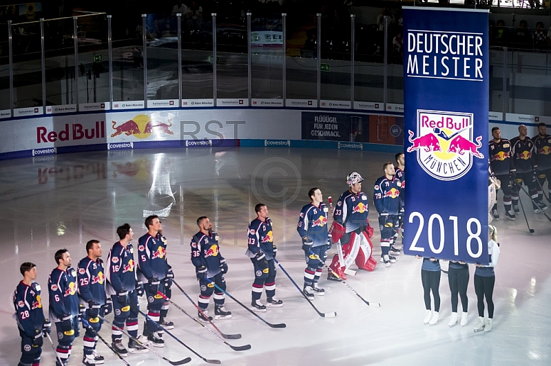 GER, DEL, EHC Red Bull Muenchen vs. Straubing Tigers