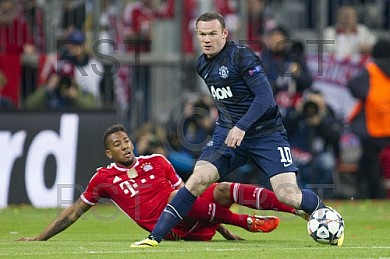 GER, UEFA CL, FC Bayern Muenchen vs.  Manchester United FC