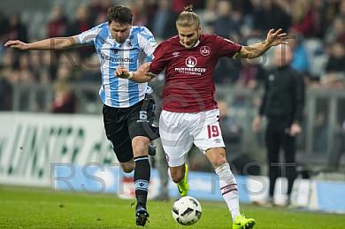 GER, 2.FBL,  TSV 1860 Muenchen  vs.  1. FC Nuernberg