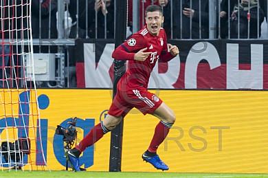GER, UEFA CL, FC Bayern Muenchen (GER) vs AEK Athen (GRC)