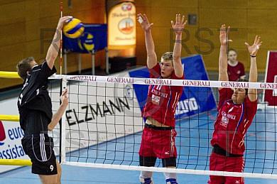 GER, 1.BL Volleyball, Generali Haching vs. Moerser SC