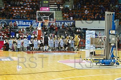 GER, Beko BBL TOP FOUR , Brose Baskets vs Fraport Skylanders