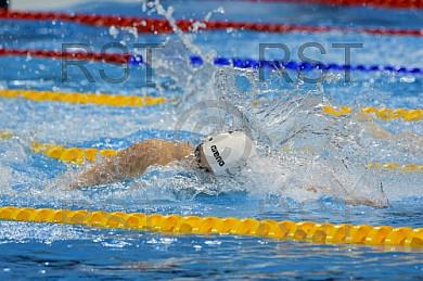BRA, Olympia 2016 Rio, Schwimmen 200 Meter Freistiel, Vorlauf 4