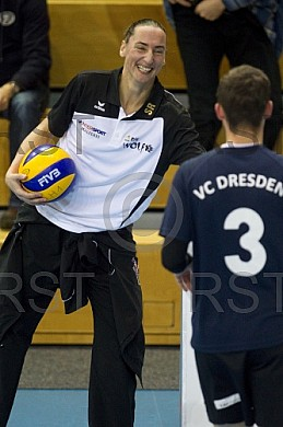 GER, 1.BL Volleyball, Generali Haching vs. VC Dresden