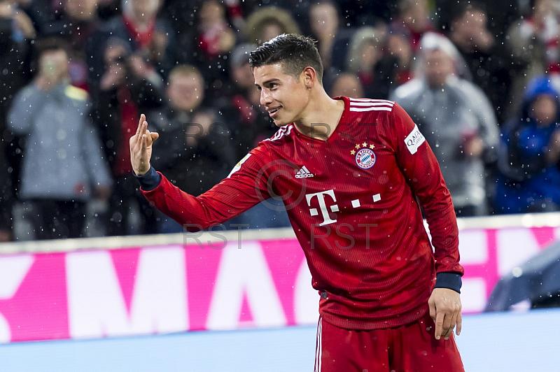 GER, 1.FBL,  FC Bayern Muenchen vs. Mainz 05