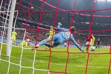 GER, DFB Pokal,  FC Bayern Muenchen vs. FC Augsburg