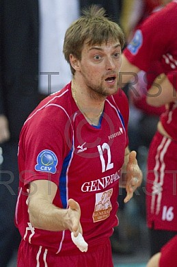 GER, CL Volleyball, Generali Haching vs. ACH Volley Ljubljana