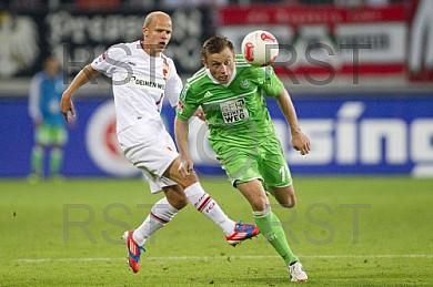 GER, 1.FBL, FC Augsburg vs. VfL Wolfsburg