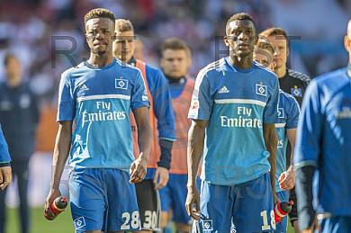 GER, 1.FBL,  FC Augsburg  vs. HSV