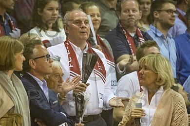 GER, Beko BBL Halbfinale Spiel 2  , FC Bayern Muenchen vs. Brose Baskets Bamberg