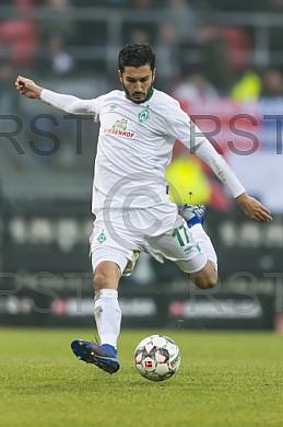 GER, 1.FBL,  1. FC Nuernberg vs. SV Werder Bremen