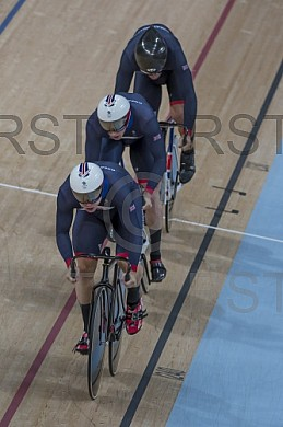 BRA, Olympia 2016 Rio, Radsport, Finale Bahnrad Team Herren