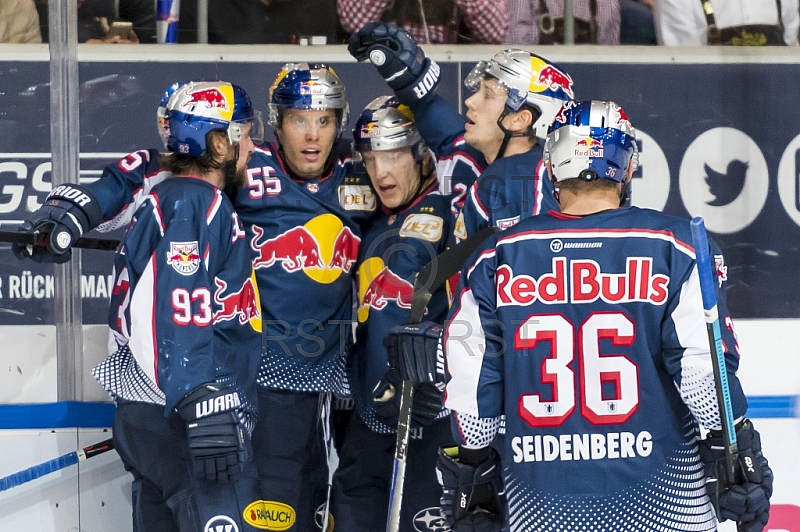 GER, DEL, EHC Red Bull Muenchen vs. ERC Ingolstadt Panther