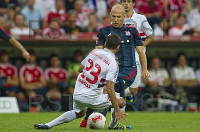 GER, Audi Cup 2013, FC Bayern Muenchen vs FC Sao Paulo