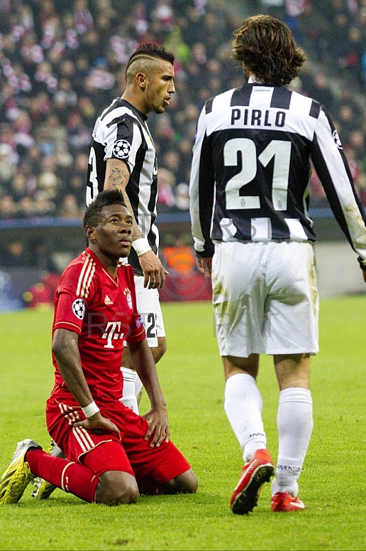 GER, UEFA CL, FC Bayern Muenchen vs. Juventus Turin