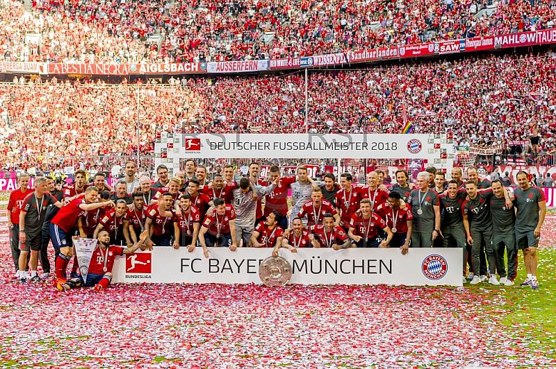 GER, 1.FBL,  FC Bayern Muenchen vs. VfB Stuttgart