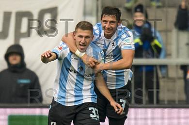 GER, 2.FBL,  TSV 1860 Muenchen  vs. Dynamo Dresden