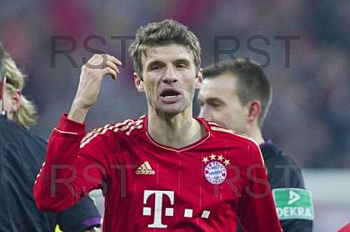 GER, 1.FBL,  FC Bayern Muenchen vs. Borussia Dortmund