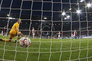 GER, 1.FBL,  FC Augsburg vs. FC Bayern Muenchen