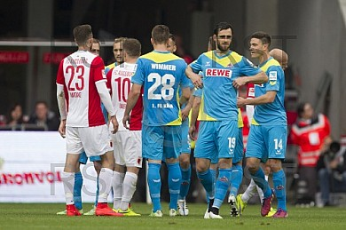 GER, 1.FBL,  FC Augsburg vs. 1. FC Koeln