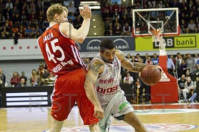 GER, BBL, FC Bayern Muenchen vs. Brose Baskets Bamberg