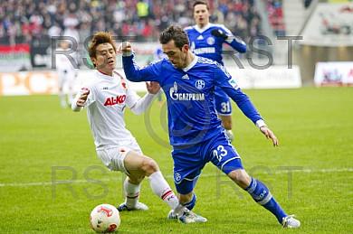 GER, 1.FBL, FC Augsburg vs. FC Schalke 04