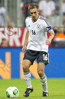 GER, WM Quali,  Deutschland vs. Oesterreich