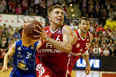 GER, BBL, FC Bayern Muenchen vs. Fraport Skyliners