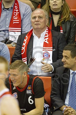 GER, BBL Play Off, FC Bayern Muenchen vs. Alba Berlin