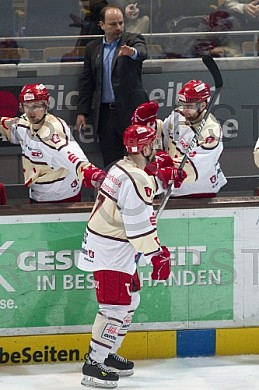 GER, DEL, EHC Muenchen vs. Hannover Scorpions