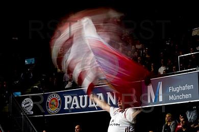 GER, BBL, FC Bayern Muenchen vs. Ratiopharm Ulm