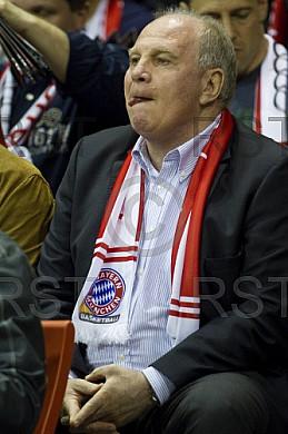 GER, Beko BBL, FC Bayern Muenchen vs. Alba Berlin