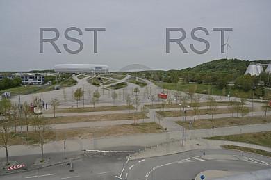 GER, 1.FBL,  feature Allianz Arena
