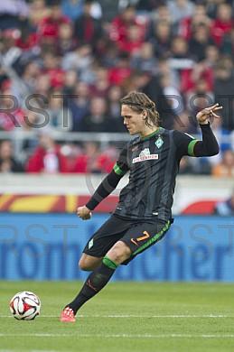 GER, 1.FBL,  VFB Stuttgart vs. SV Werder Bremen