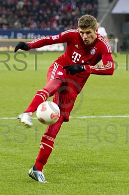 GER, 1.FBL, FC Augsburg vs. FC Bayern Muenchen