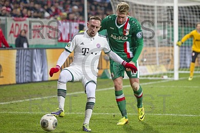 GER, DFB Pokal, FC AUgsburg vs. FC Bayern Muenchen