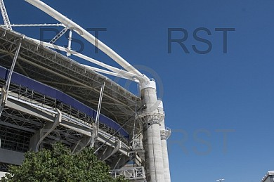 BRA, Olympia 2016 Rio, Leichtathletik, Feature Olympic Stadion