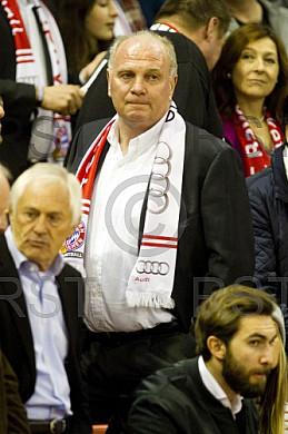 GER, Beko BBL, FC Bayern Muenchen vs. New Yorker Phantoms Braunschweig