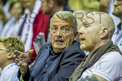 GER, BBL Playoff Spiel 3 , FC Bayern Muenchen vs. Alba Berlin