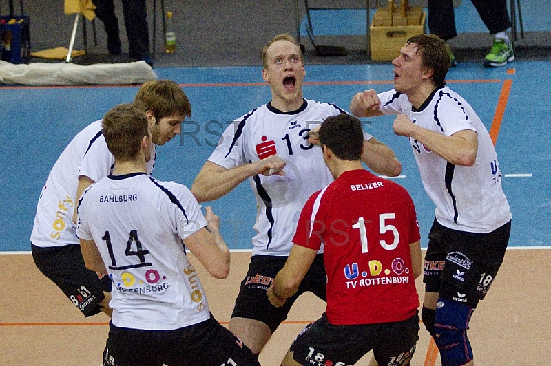 GER, 1.BL Volleyball, Generali Haching vs. TV Rottenburg