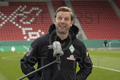 GER, DFB Pokal Viertelfinale, SSV Jahn Regensburg vs. SV Werder Bremen