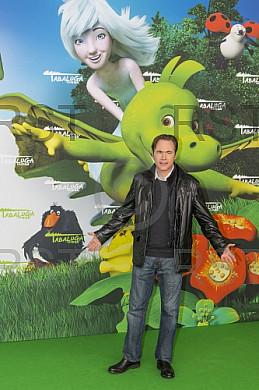 GER, Tabaluga der Film Weltpremiere, Gruener Teppich