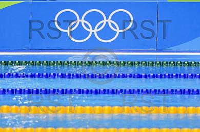 BRA, Olympia 2016 Rio, Feature zum Olympischen Schwimmen