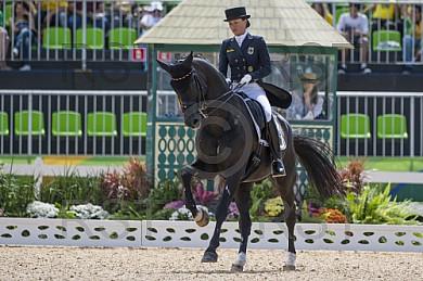 BRA, Olympia 2016 Rio, Pferdesport, Dressur Einzel Grand Prix