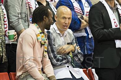 GER, BBL Playoff, FC Bayern Muenchen vs. Alba Berlin