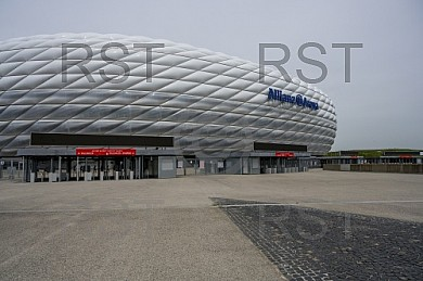 GER, 1.FBL,  feature Allianz Arena