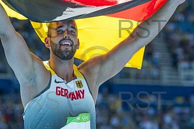 BRA, Olympia 2016 Rio, Leichtathletik