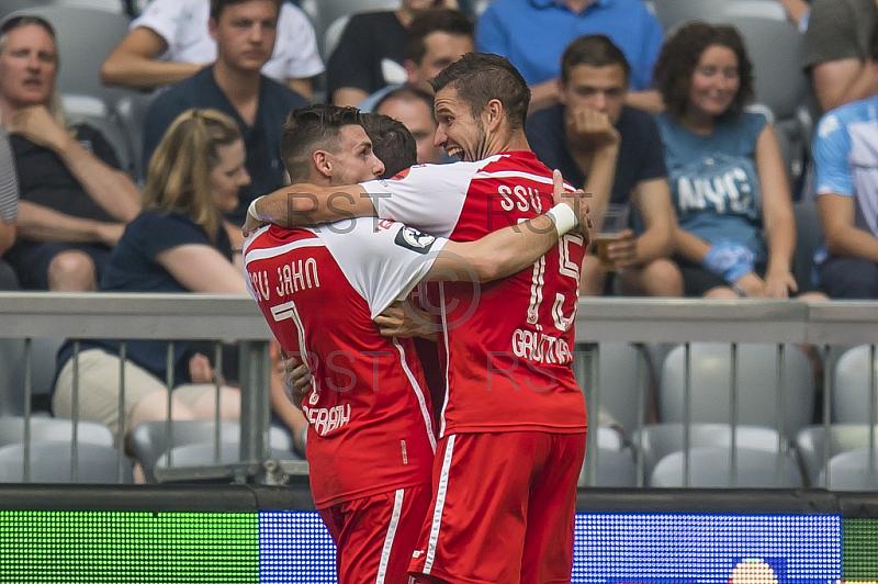 GER, 2.FBL Relegation Spiel 2 ,  TSV 1860 Muenchen  vs. SSV Jahn Regensburg